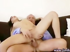mature boy fucking younger girl