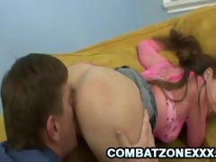 rochelle schaummann - nasty daughter drilled by
