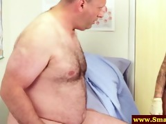 sph treament for overweight lousy man and his