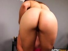 hdvpass lewd brunette hair sabrina taylor sucks