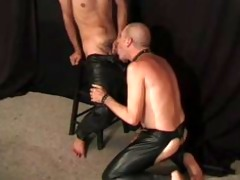 leather wolf - scene 1