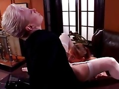 mature babes and younger honeys vol10 - scene 2