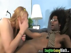 watching my daughter drilled by black monster 9