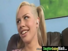 his teen daughter is curious about a big dark