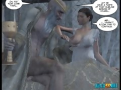 3d comic: tryst 5