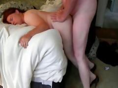 daughter in bedroom