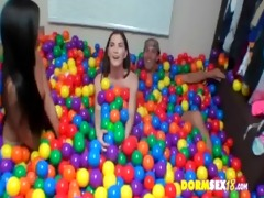 college cuties loved balls so much 10511