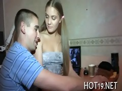 hottie gangbanged by other dude