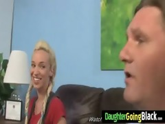 watching my daughter drilled by dark jock 73