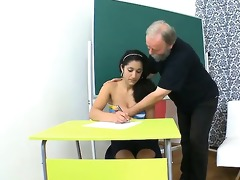 captivating ace fuck with teacher