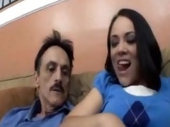 kristina rose - he is is my step daddy