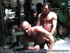 rock hard muscle machinists part 3