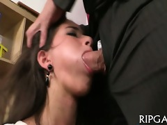anal after deep face hole