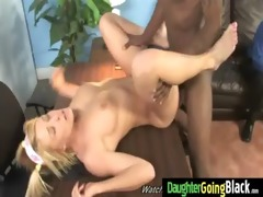 taut juvenile teen takes large darksome jock 71