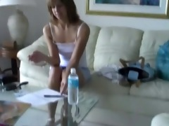 gal undresses for old chap and fucked...usb