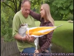 old man love juvenile blonde legal age teenager -
