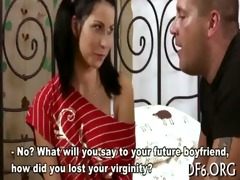 action defloration movie