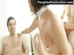 young legal age teenager screwed hard