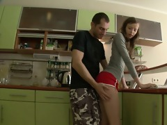 stud wants anal sex in the constricted booty of