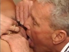 grand-dad and lisa