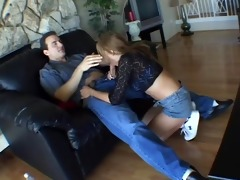 punished by step daddy for smoking - hardline