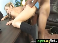 youthful daughter with good wazoo screwed by a