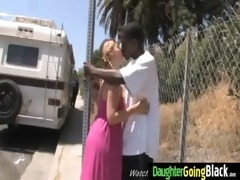taut youthful teen takes large dark cock 38