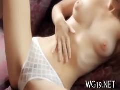 hotty shows her delights