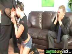 juvenile daughter with precious arse drilled by a