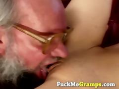 grandpa acquires actually fortunate