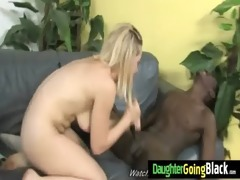 white sweetheart takes biggest darksome dick 5