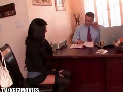 legal age teenager receives drilled by an mature