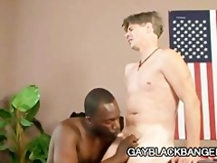 hot dilf mark galftone analized by large dark cock