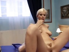 old man fucking breasty blond