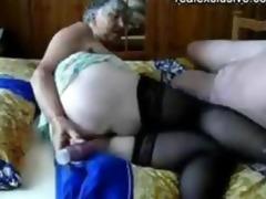 older man and grandma 01 years