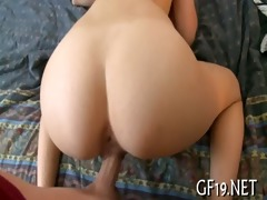 beauty enjoys sex with her fucker